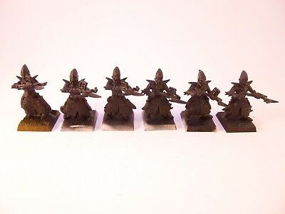 Warhammer Fantasy Sigmar Dark Elves Darkshards primed