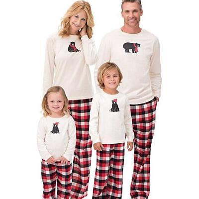 Christmas Pajamas Sets for Entire Family