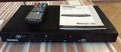 Telefunken PVR (Personal Video Recorder)