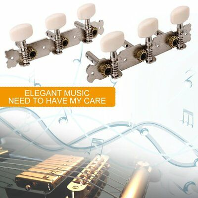Tuning Pegs Machine Heads Tuners Tip for Classical Guitar Button Tuning Keys WP