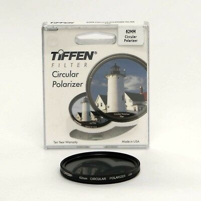 Tiffen 62mm Circular Polariser - NEW