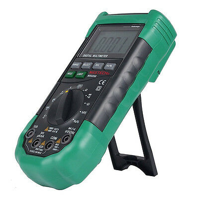 Hand-free Mastech MS8268 MS8261 Series Digital Multimeter Backlight 4000 Counts