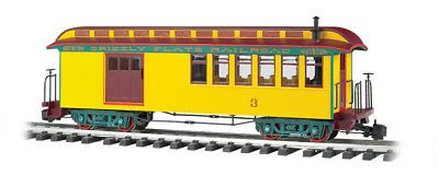 Bachmann-Combine Grizzly Flats - G