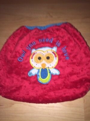 Wee Notions Large Waterproof Nappy Cover/wrap
