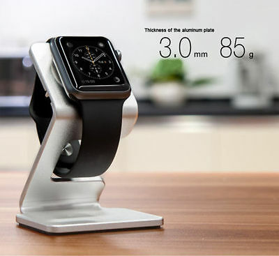 New Stand Charging Station Charger Holder Dock Docking For Apple Watch iWatch