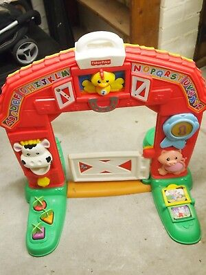 Fisher Price Laugh and Learn Farm Activity Toy