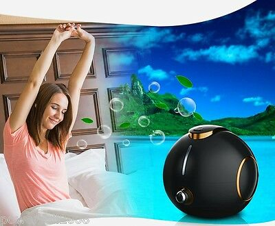 New Large-Capacity Creative Household Ultrasonic Humidifier Mute Air Humidifier