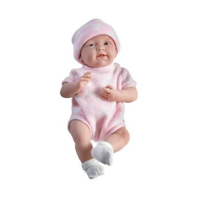 La Newborn Baby Doll (Pink Real Girl) - Berenguer Boutique Free Shipping!