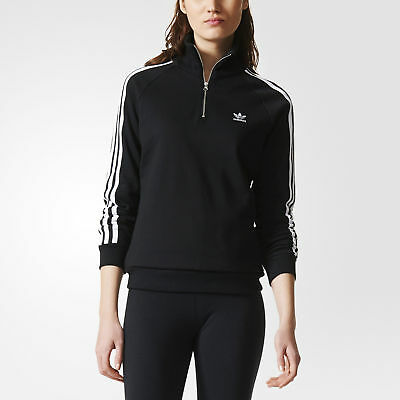 adidas Sweatshirt Women's Black