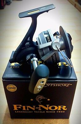 Fin-Nor Offshore OF10500 GIANT Spin Fishing Reel Brand New 2018 MODEL