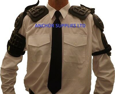 Ex Police Shoulder & Arm Body Armour Police Riot Protection
