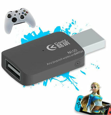COV - PS4 PS3 Xbox One 360 Gaming Controller Konverter Adapter mit OTG coov N100