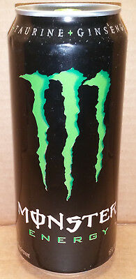 "Monster Energy – ""Unleash the Beast"" - 16 oz can"