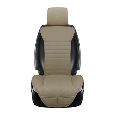 1 PCS PU leather Universal Seat Cover Car Seat Cover Cushion Fit Most Sedans&SUV