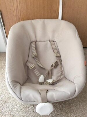 Stokke Tripp Trapp Newborn Seat great condition