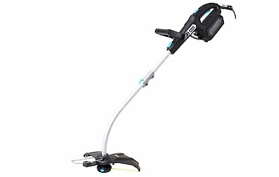 Mac Allister 1000 W 300 Mm Electric Corded Brush Cutter Grass Strimmer Hedge