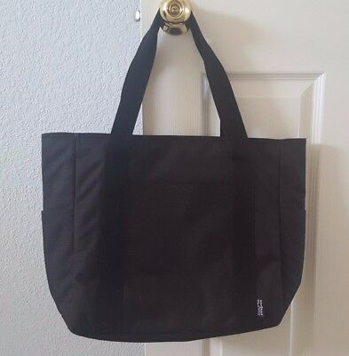 Patagonia Tote Bag Laptop Pocket Office Work Black