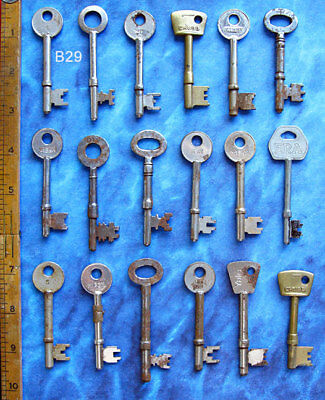 Skeleton Keys Wholesale Lot Antique Old & Vintage - More Rare Keys & Sets Here