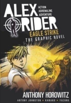 Alex Rider / Eagle Strike Graphic Novel / Anthony Horowitz 9781406366358