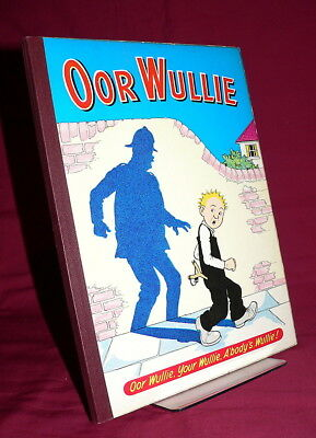 1963 OOR WULLIE Superior Condition DUDLEY WATKINS The BROONS