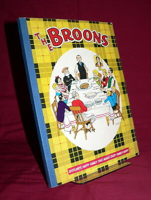 1960 THE BROONS Superior copy DUDLEY WATKINS Our Wullie