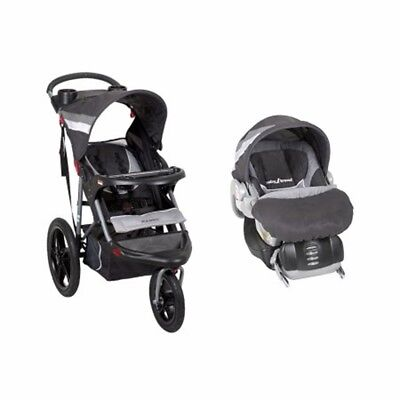 Baby Trend Baby Jogging Stroller Car Seat Travel System