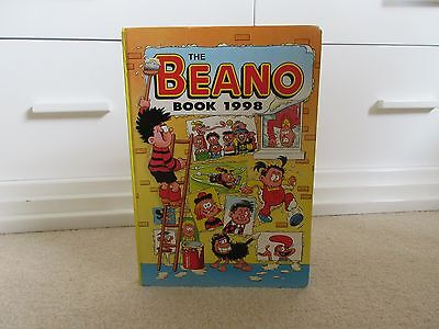 The Beano Book 1998 - D.c Thomson/dandy-Unclipped - Good Condition