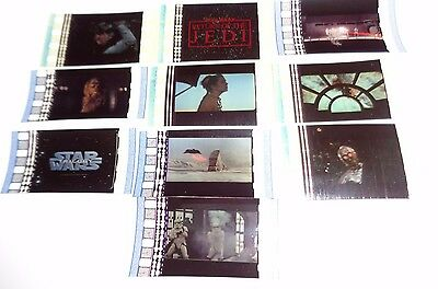 Star Wars Rare 20 Film Cell Lot Free Shipping