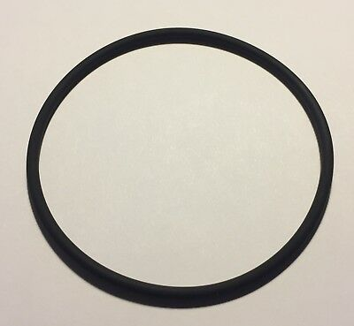 3.00 X 1.00 75Fkm Black Viton O-Ring 3X1 G6 High Temp Chemical Resistant Orings