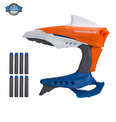 NEW NERF Alien Blaster Toy Gun Accessories Darts Bullets for Gift Free Shipping