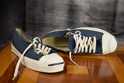 Vintage Jack Purcell Converse Never Worn Men's Size 10 Usa Classic Shoes