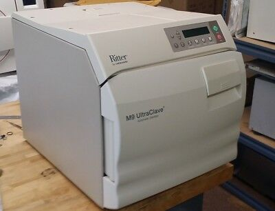 Midmark M9 Autoclave Refurbished Sterilizer Ritter UltraClave New Ver. warranty