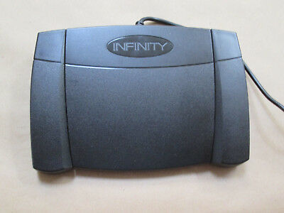 Infinity IN-USB-2 Digital Transcription Foot Control Pedal with FREE SHIPPING