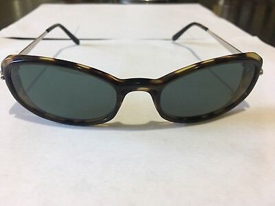 Authentic Cartier sunglasses platinum plated and tortoise frame mint condition