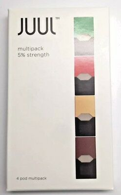 JUUL Multi Pack Edition 4 Pods