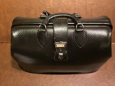 Vintage Physician Leather Bag