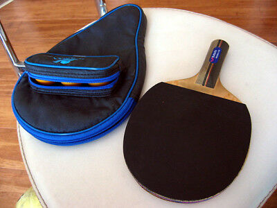 Butterfly WAKABA S-100 Table Tennis Bats Used Penhold