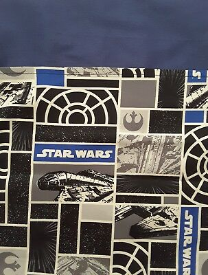 Star wars school chair bag free first name free postage