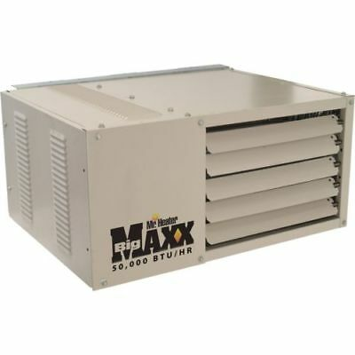 Mr Heater Big Maxx Natural Gas Garage/Workshop Heater 50K BTU LP Conversion Kit