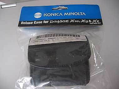 Digital Camera Case Belt Clip RRP$30 Minolta Dimage etc a