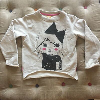 ROCK YOUR BABY / KID girls sweater/jumper RYB - Size 6