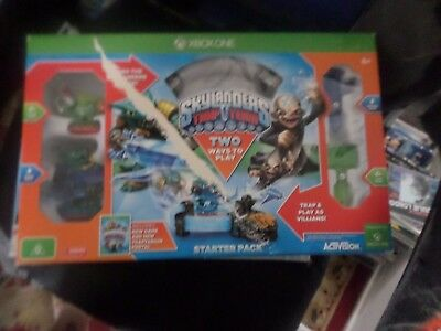 Skylanders Trap Team -- Starter Pack (Microsoft Xbox One, 2014)