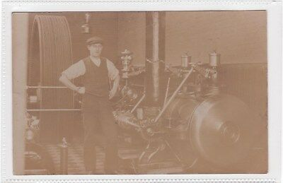 peterborough postcard possibly halls & sons engineers first world war