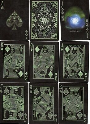 "SUPERB PACK ""Bicycle - Hurricane (SUPERB)"" Playing Cards"