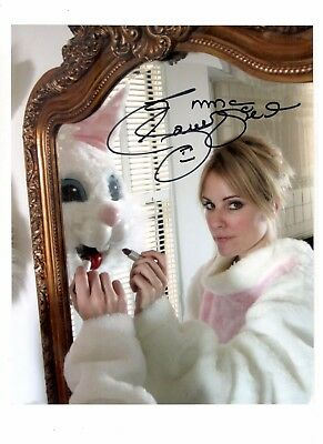Emma Caulfield Authentic Signed Autograph Quebec Comiccon 2014 Buffy / Once Upon