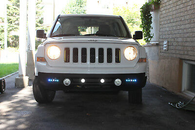 Jeep: Patriot HIGH ALTITUDE Almost new JEEP PATRIOT HIGH ALTITUDE AWD (4X4) with 30000 km. (18641 ml.) only