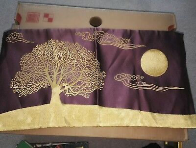 Japanese Silk Embroidery from the Kyoto School of embroidery Japan