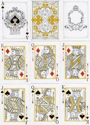 "SUPERB PACK ""Bicycle Type - Diamonds (SUPERB)"" Playing Cards"