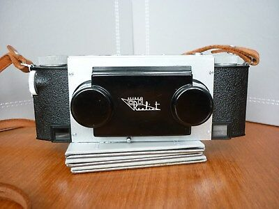 STERO REALIST CAMERA with COUPLED RANGEFINDER