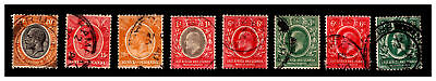 East Africa & Uganda Protectorate Selection Kings Stamps. Used. #861